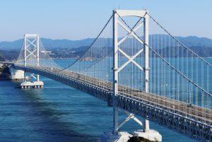 四国の大鳴門橋